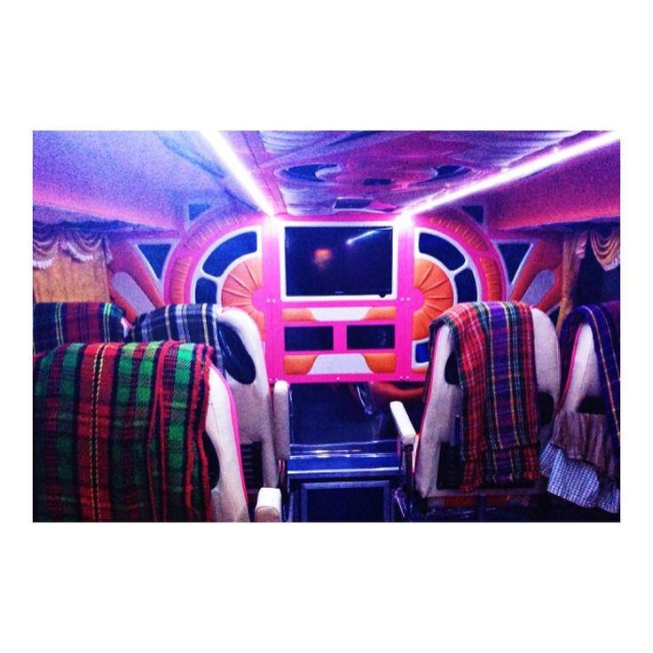タイのバスがフリーザの宇宙船にしか見えない Thai's local bus just looks like  the Freeza's space ship!  ドラゴンボール好きの方なら 内装がフリーザの戦闘服に見えるかもV(_)V  ちなみに今はプーケットですが  ランカウイ島の自宅からここまで 交通費はたったの2500円程のみ  国超えて船着場から8時間以上の 長距離バスに乗ってもこのお値段  ジャパネットたかたもビックリなはず  #フリーザ #フリーザ様 #フリーザみたい #フリーザさま #ドラゴンボール #ドラゴンボール超 #ドラゴンボール改 #ドラゴンボールz復活のf #ドラゴンボール復活のf #ドラゴンボール世代 #ドラゴンボール大好き #ドラゴンボール好き #ドラゴンボール好き #海外移住 #長距離バス #激安の旅 #タイ旅行記 #タイ旅行2016 #タイ旅行 #タイ #バスの内装 #交通費 #コスパ重視で #コスパ #コスパ良すぎ #コスパ最高 #コスパ良し #コスパ高い