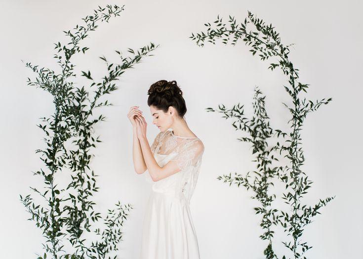 Alternative Wedding Dresses Bristol : Best ideas about minimal wedding dress on