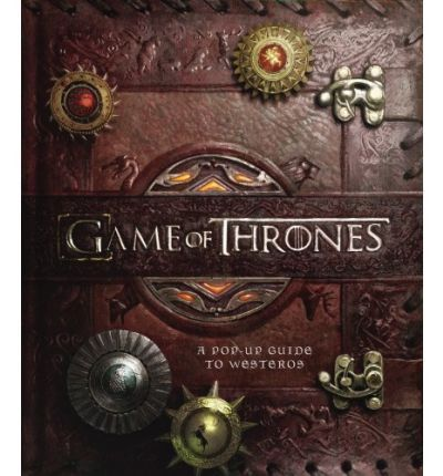 Game of Thrones: A Pop-up Guide to Westerns By Matthew Reinhart  This is a product of Book Depository and needs to be purchased through their checkout. CLICK TH