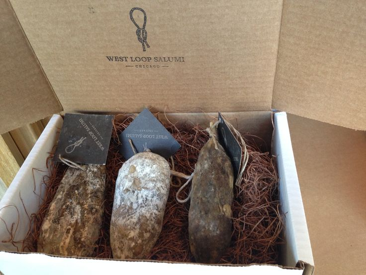 Salami Gift Box