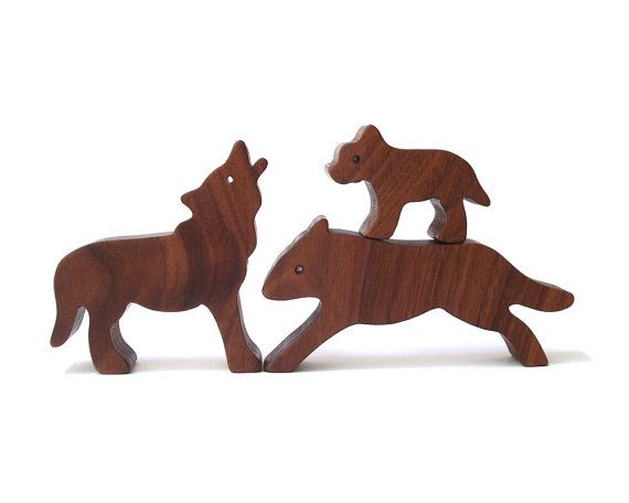Wolf Family Toy : Best images about noah s ark on pinterest toys