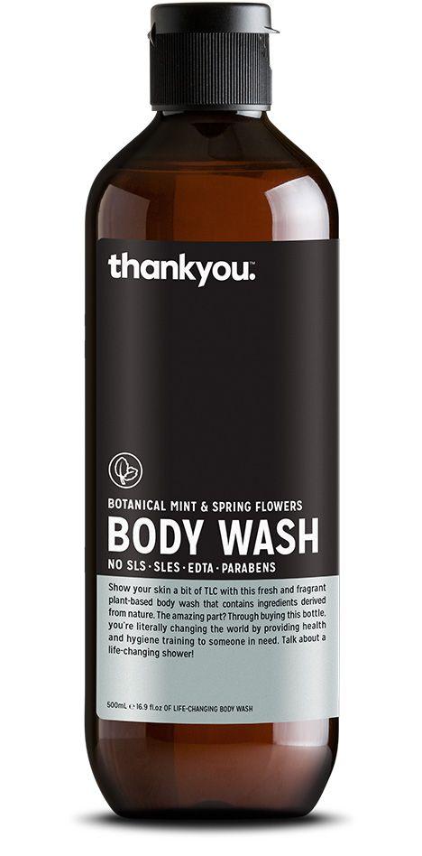 I love this Thankyou - Body Care