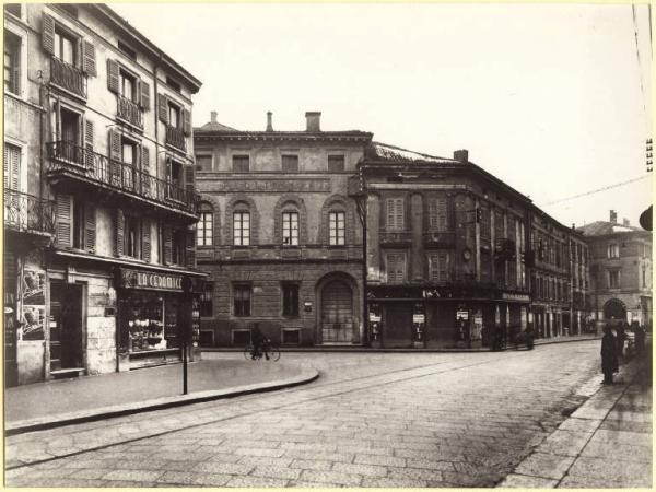 Mantova - Corso Umberto I
