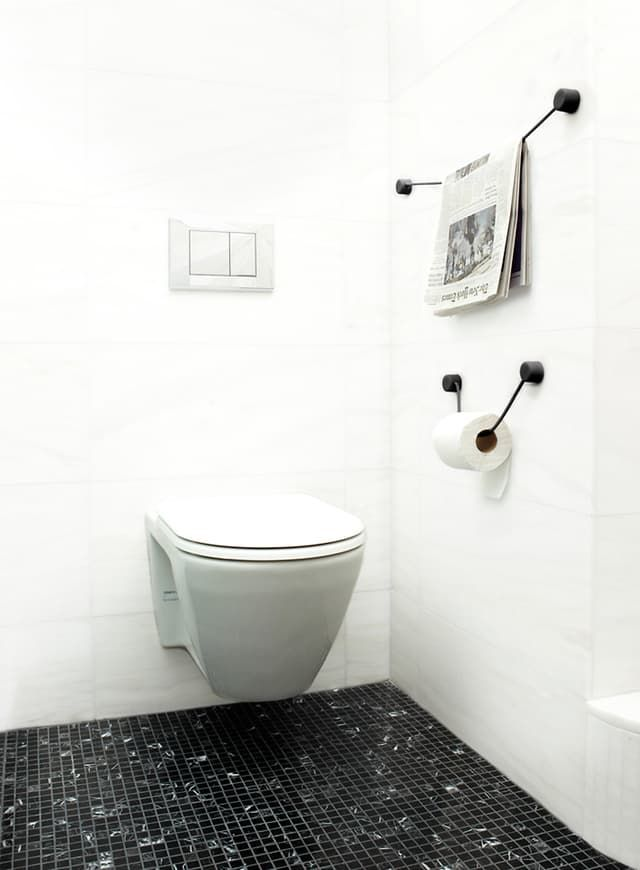 The World's Most Beautiful Toilet Paper Holders (!)   Apartment Therapy