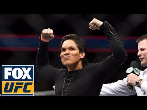 UFC ON FOX: Amanda Nunes won't contend for Featherweight belt | UFC TONIGHT