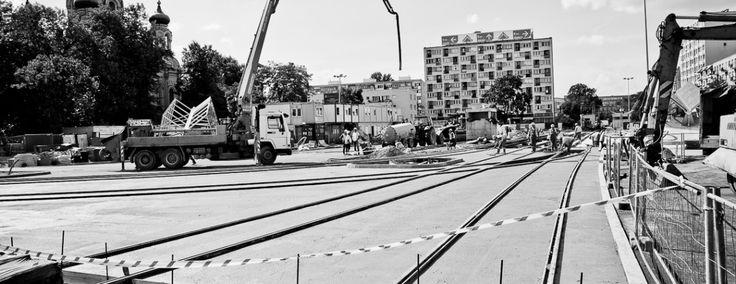 Budowa II linii metra #Praga #Warszawa