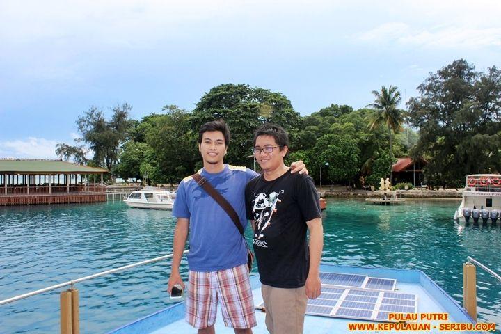 Fasilitas Pulau Putri Resort