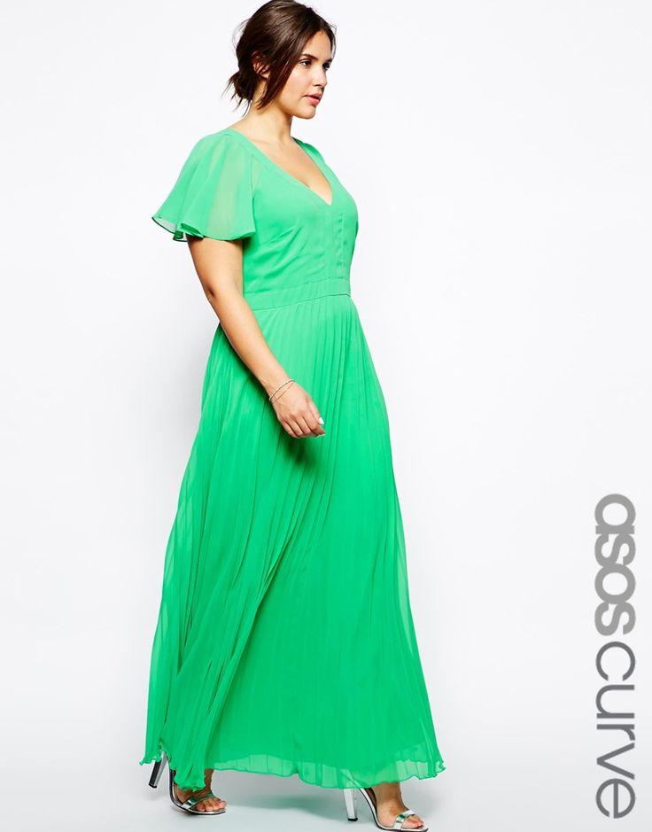 Asos curve robe de soiree