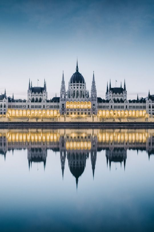 Budapest Parliament by Simon Alexander  Photographer's social media  Instagram   Tumblr   Twitter