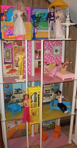 Barbie Townhouse | Flickr - Photo Sharing!