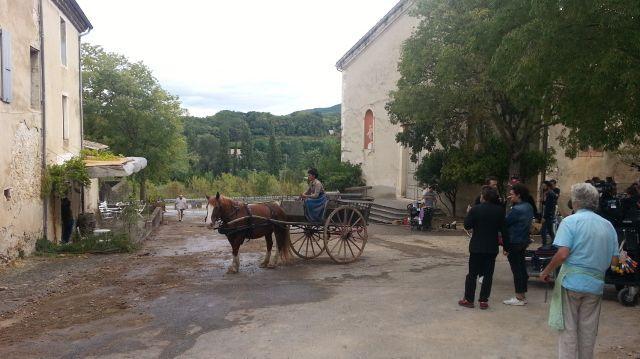 Drôme : le tournage du film sur le Facteur Cheval a débuté à Mirmande Par Nathalie De Keyzer et Nathalie Rodrigues, France Bleu Drôme-Ardèche Vendredi 8 septembre 2017 à 4:17