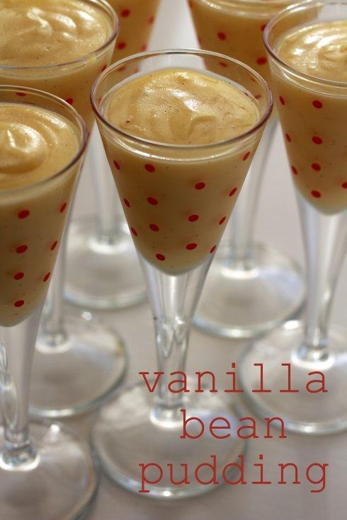 Vanilla Bean Pudding (Jillian in Italy) | Family Meals | Pinterest