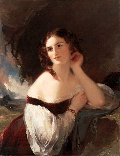Fanny Kemble - Sully