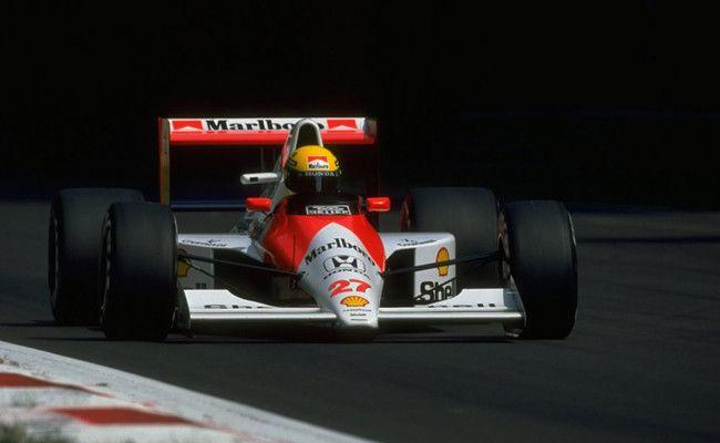 DEPORTIVO: ARTÍCULOS - Entrevista a Ayrton Senna por Gerald D...