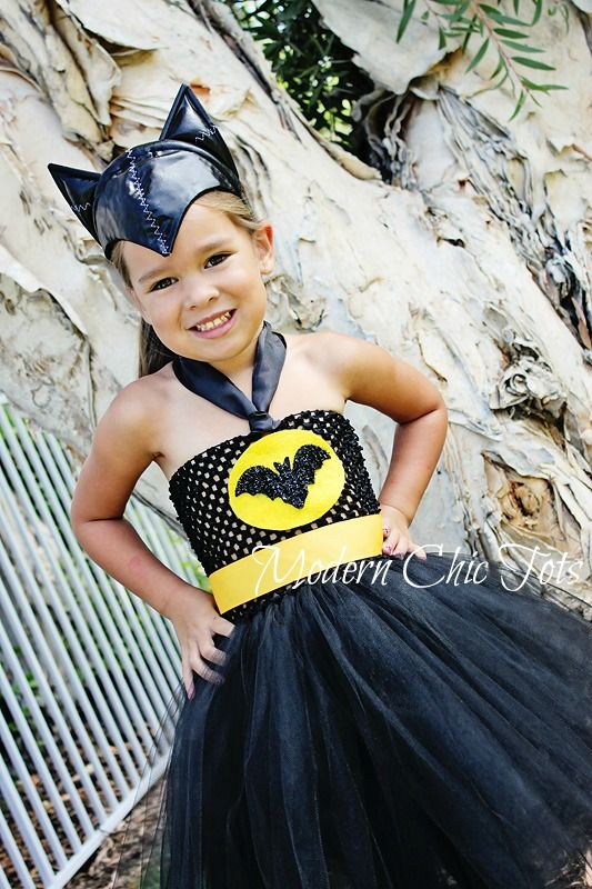 Batgirl Batman tutu costume