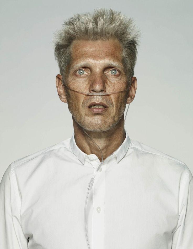 Self portrait by Erwin Olaf