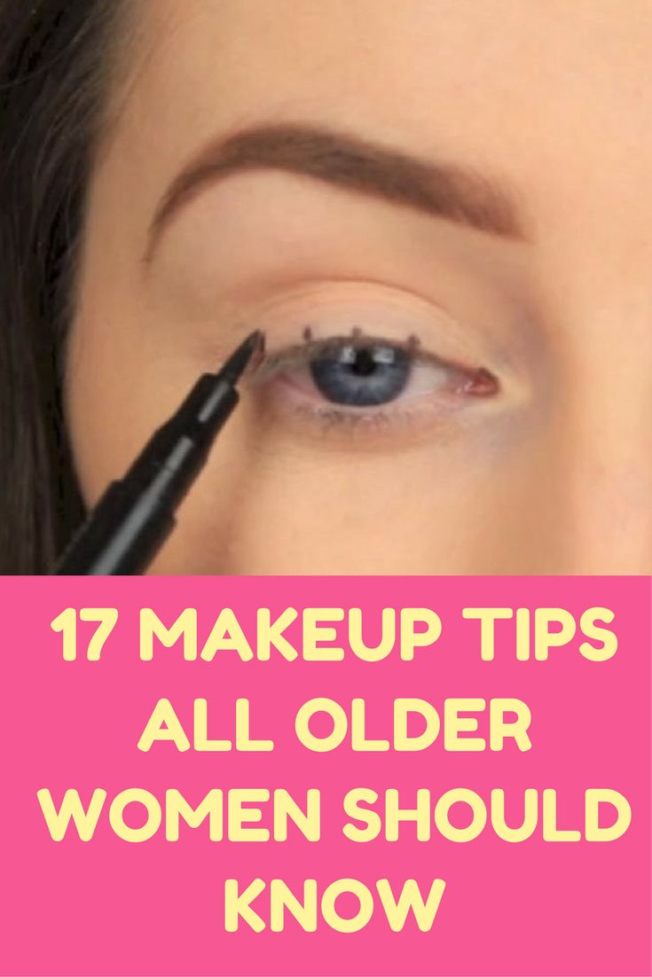17 Makeup Tips All Older Women Should Know About -4374