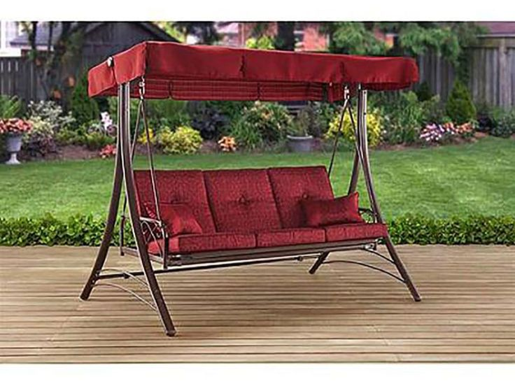Best 25 Patio swing with canopy ideas only on Pinterest Outdoor