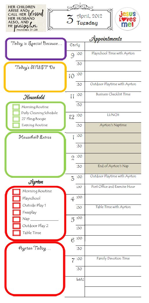 The Motorsport Mama Planner/Organiser and everything all in one! :D