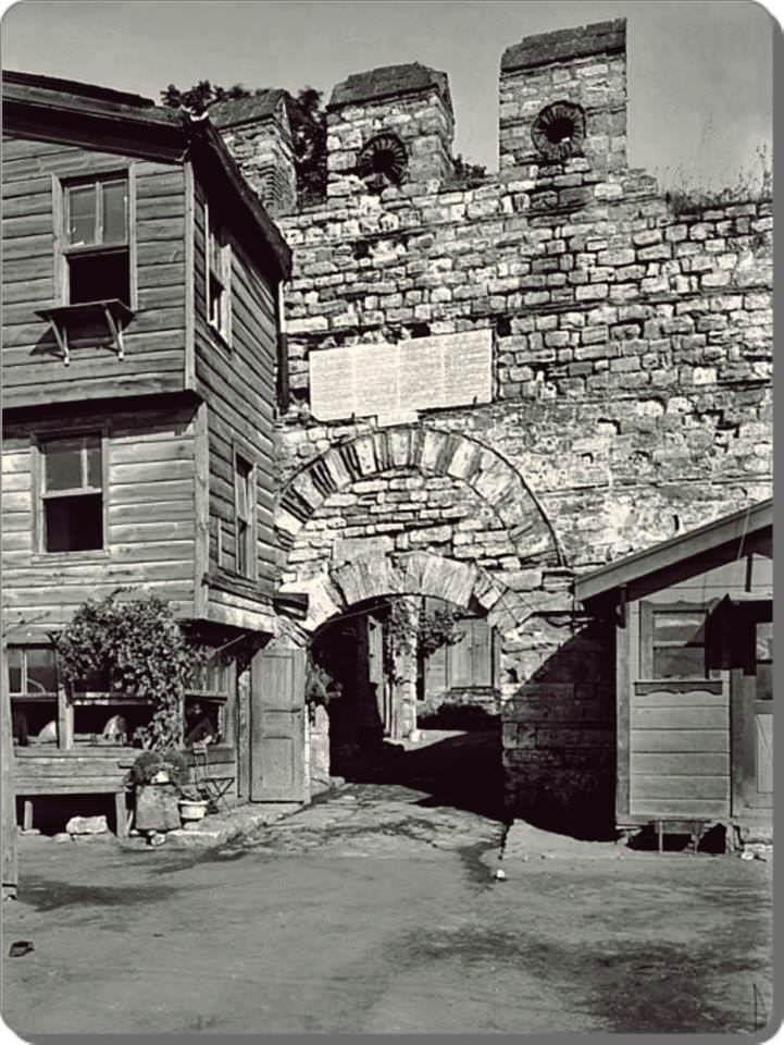 Ahırkapı, 1960