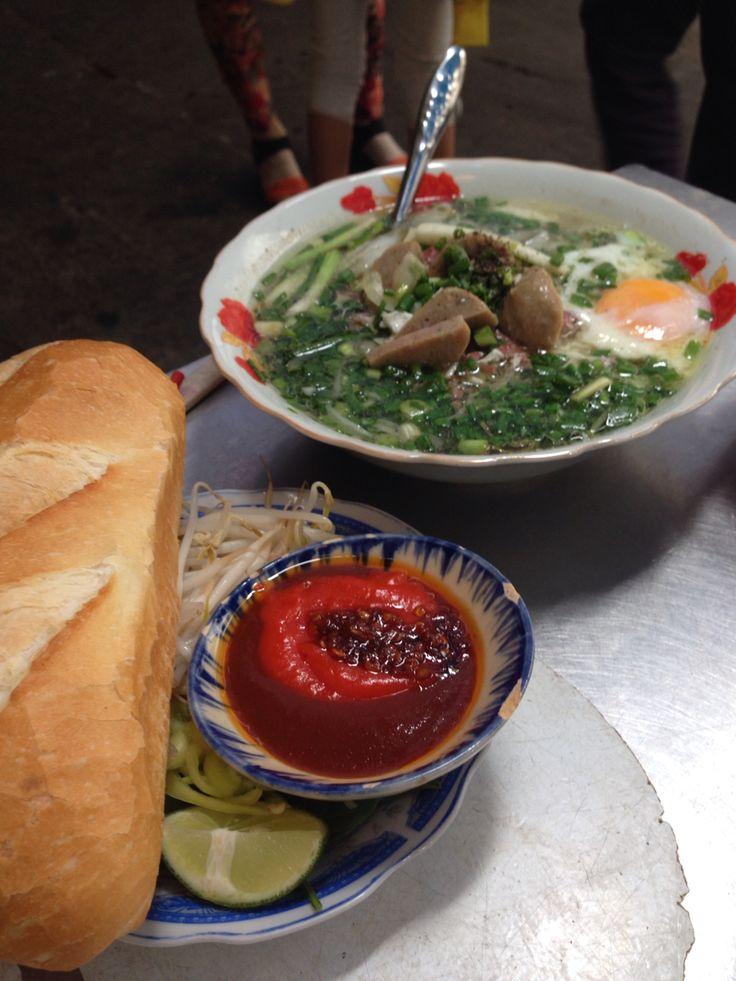 Vietnamese Pho. I love it!