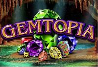 250% No Rules Bonus and 30 Free Spins on new game Gemtopia at 11 RTG Casinos