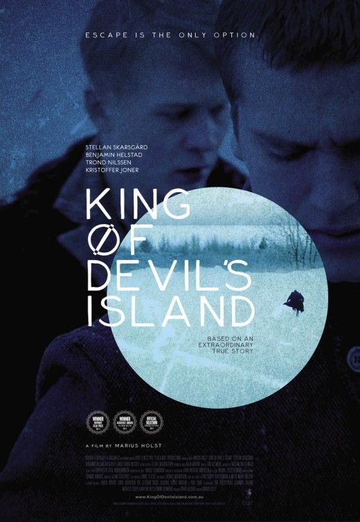 King of Devil's Island  #Movie #Poster