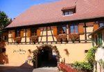 Le CLOS DES RAISINS: Chambres d'hôtes de charme en Alsace 68980 Beblenheim