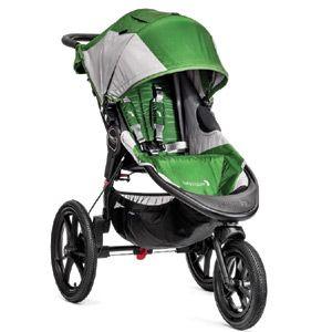 Baby Jogger Summit X3 stroller (2014)