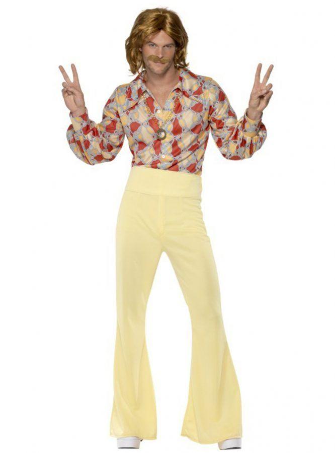 Déguisement Disco à Pattes D Eph Pour Homme Degzou Deguisement Disco Costume Disco Look Disco