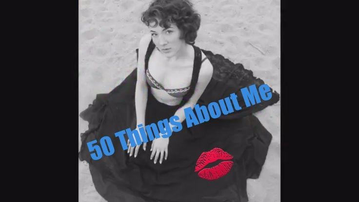 50 Things About Me @charmainiacatac