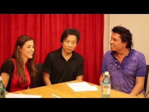 Marnie Greenberg Interviews Costa Cordalis (Click Link Below) - YouTube