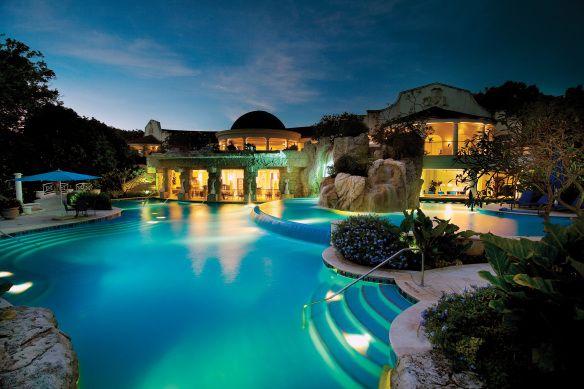 Sandy Lane zwembad & Spa