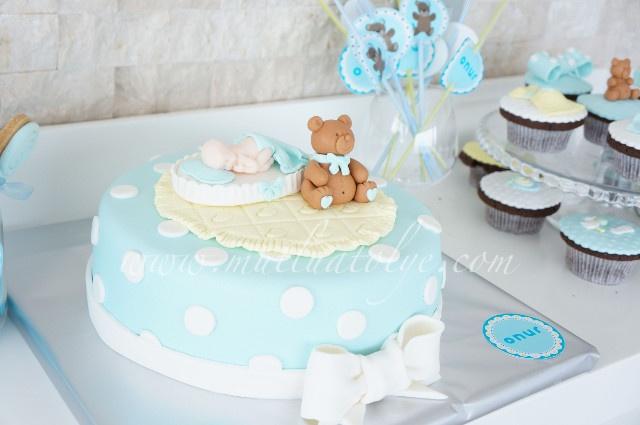 Butik pasta, butik, erkek bebek, bebek, baby shower, babyshower, butik cupcake, butik kurabiye, pop kekler, cake pops, lolipop, hediyelik, bebek şekeri, cupcake, kurabiye, pasta, doğum günü, doğumgünü, 1 yaş, ayıcık, mavili, uyuyan bebek, mevlüt, diş buğdayı