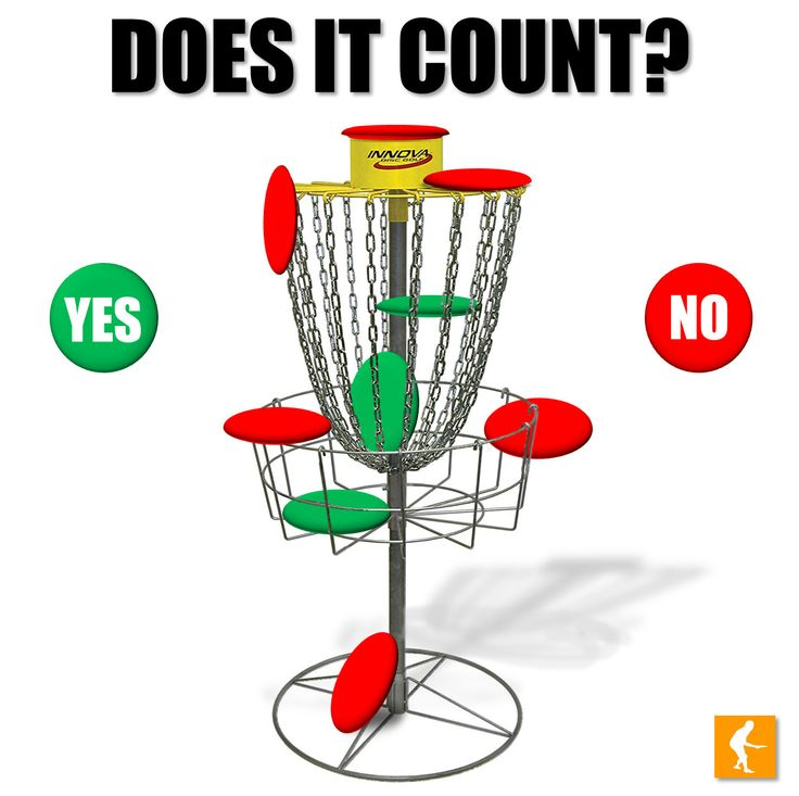 The definitive guide to holing-out in disc golf (PDGA standards). The rules of putting are definitely one of the biggest points of confusion we see in the game