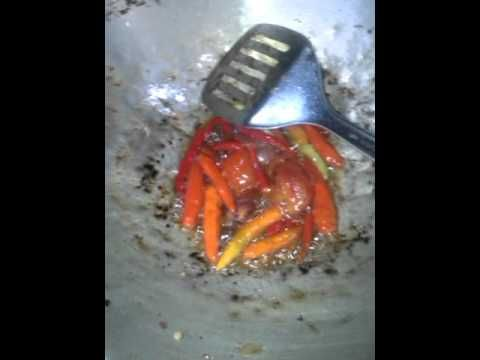How to making sambal. #chili,#pepper,tomato