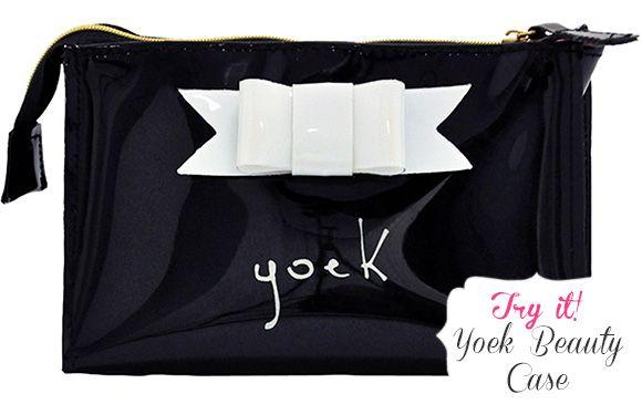 Try It: Prova il nuovo Beauty Case di Yoek!