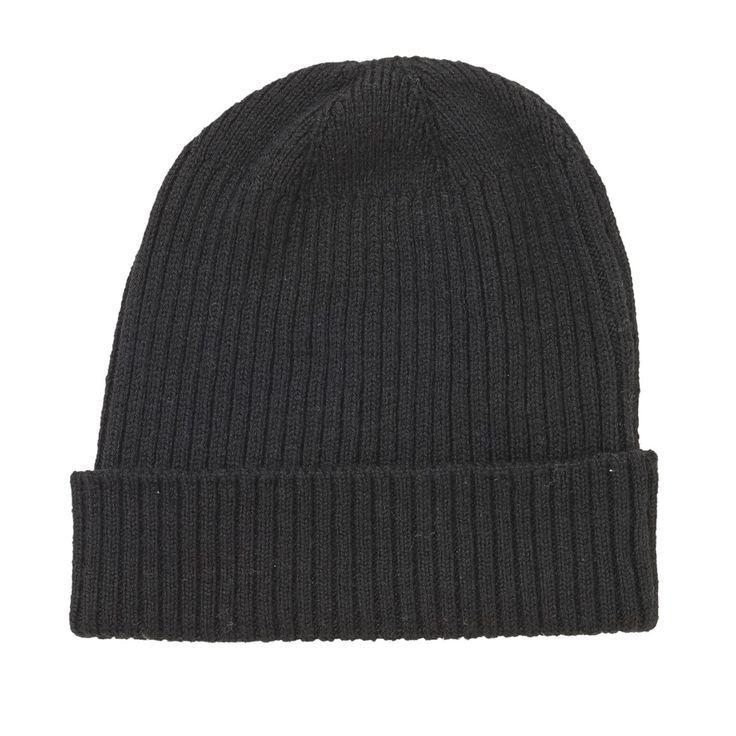 People Wear Organic Mütze black | Naturkosmetik-Shop najoba
