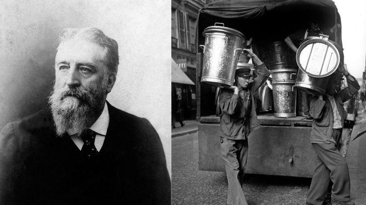 LES ARCHIVES DU FIGARO - A l'occasion du 110e anniversaire de la mort d'Eugène Poubelle le 16 juillet 1907, rappelons-nous que le préfet éponyme de la boîte à ordures est passé à la postérité grâce à un article pamphlétaire du Figaro.