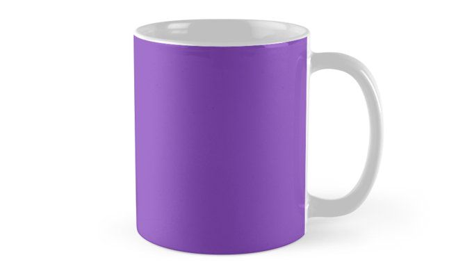 'Lavender Purple' Mug by Moonshine Paradise #lavender #pantone #design #art #mugs