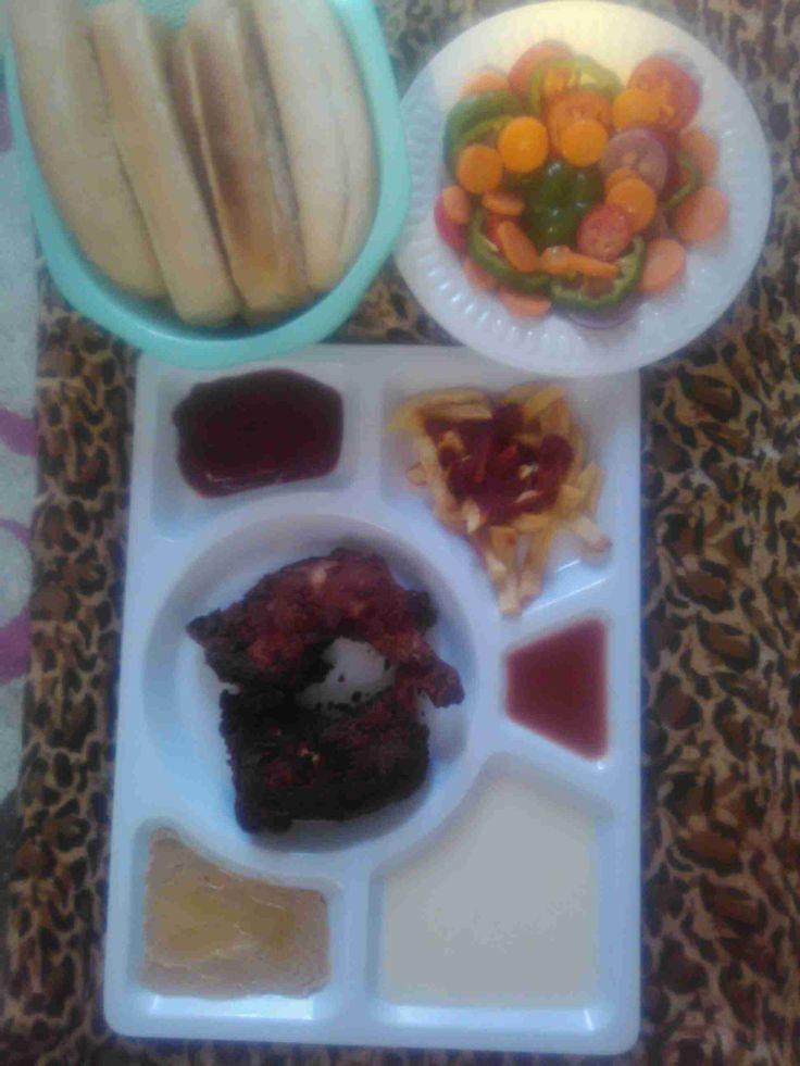 طريقة عمل البروست زاكي Recipe Main Dishes Dishes Food