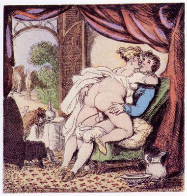 Erotische pelzige Versammlung
