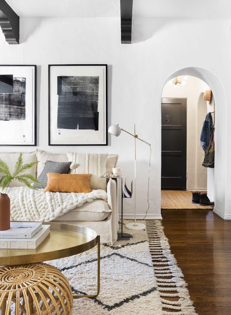 Brady Tolbert Citizenry Emily Henderson Living Room Refresh 1 http://laboheme.life/