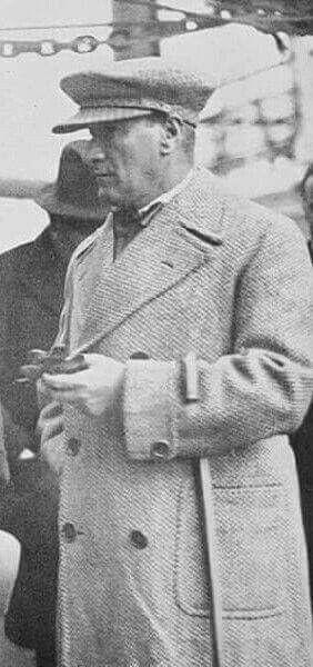 Mustafa Kamal Atatürk