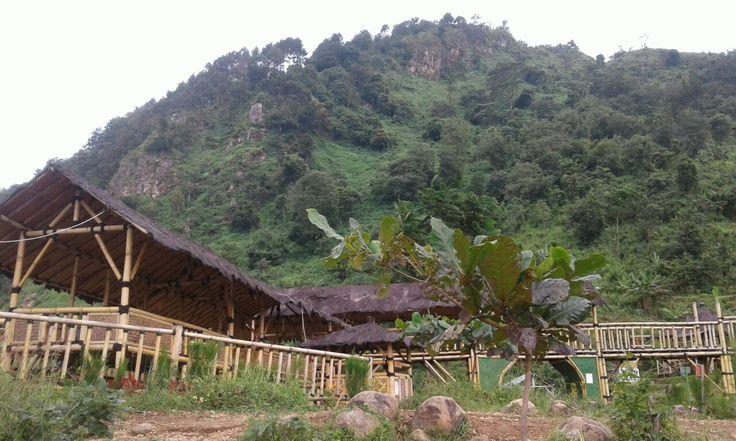 View from cadas gantung