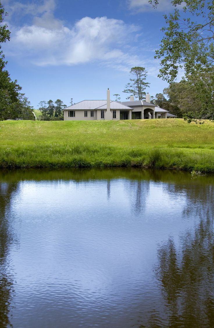 A G.J.Gardner home surrounded by beautiful New Zealand nature.