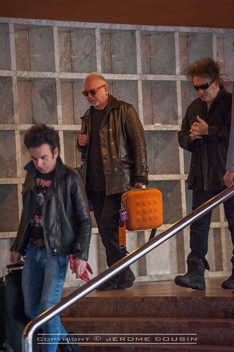 Bilbao 2016 Simon, Reeves and Robert