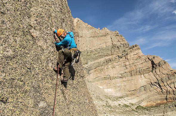 Adventure 101: Climbing in the Colorado Rockies
