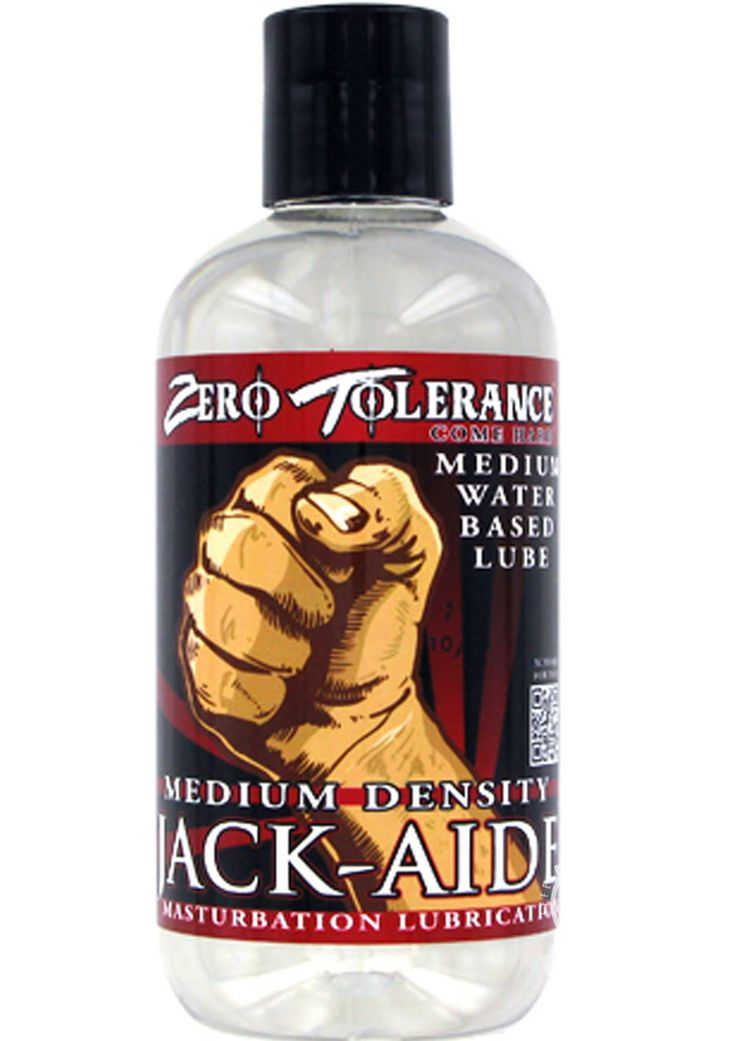 Buy Zero Tolerance Jack Aide Medium Density Masturbation Lubricant 4 Ounce online cheap. SALE! $11.49