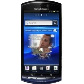 Sony Ericsson MT11I Xperia Neo V Blue